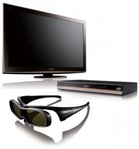 3D TV Set huren